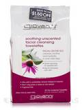 Soothing Facial Cleansing Towelettes (Fragrance-Free) - 30 Count