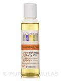 Soothing Heat Aromatherapy Bath/Massage Oil 4 fl. oz