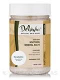 Dead Sea Soothing Mineral Salts, Eucalyptus - 1.8 lbs (0.82 Kg)