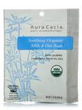 Soothing Organic Milk & Oat Bath with Calming Chamomile Essential Oils 1.75 oz (49.6 Grams)