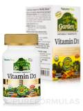 Source of Life® Garden™ Vitamin D3 5000 IU - 60 Vegan Capsules