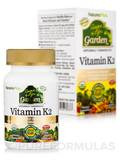 Source of Life® Garden™ Vitamin K2 120 mcg - 60 Vegan Capsules