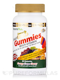 Source of Life® GOLD Adult Multivitamin Gummies (Orange, Grape, Cherry Flavors) - 60 Gummies