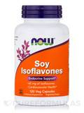 Soy Isoflavones Extra Strength 120 Vegetarian Capsules