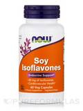 Soy Isoflavones Extra Strength - 60 Vegetarian Capsules