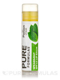 Spearmint Lip Balm - 0.15 oz (4.25 Grams)