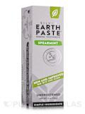 Spearmint Toothpaste (Unsweetened) - 4 oz (113 Grams)