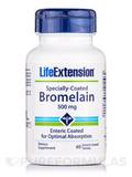 Specially-Coated Bromelain - 60 Enteric Coated Tablets