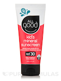 SPF 30 Kid's Mineral Sunscreen Lotion Squeeze Tube - 3 fl. oz (89 ml)