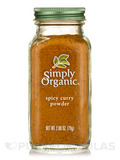 Spicy Curry Powder - 2.8 oz (79 Grams)