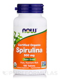 Spirulina 500 mg 100 Tablets