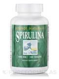 Spirulina 500 mg - 100 Tablets