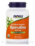 Spirulina 500 mg - 200 Tablets