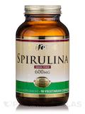 Spirulina 600 mg - 90 Vegetarian Capsules