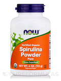 Spirulina Powder (100% Natural Hawaiian) 4 oz