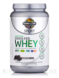 Sport Certified Grass Fed Whey, Chocolate - 23.7 oz (1 lb 7.7 oz / 672 Grams)