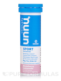 Sport - Effervescent Electrolyte Supplement, Strawberry Lemonade Flavor - 1 Tube of 10 Tablets