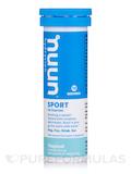 Sport - Effervescent Electrolyte Supplement, Tropical Flavor - 1 Tube of 10 Tablets