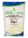 Sprouted Grain Amaranth Flour - 24 oz (680 Grams)