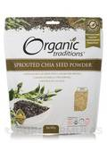Sprouted Chia Seed Powder 8 oz