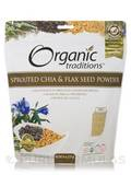 Sprouted Chia/Flax Seed Powder - 8 oz (227 Grams)