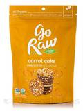 Sprouted Organic Cookie Crisps, Carrot Cake - 3 oz (85 Grams)