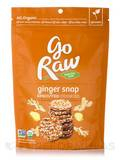Sprouted Organic Cookie Crisps, Ginger Snap - 3 oz (85 Grams)