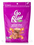 Sprouted Cookies - Spiced Chai - 3 oz (85 Grams)
