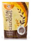 Sprouted Nuts - Sprouted Almonds - 16 oz (453 Grams)