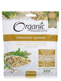 Sprouted Quinoa 12 oz