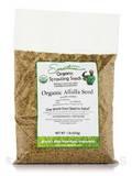 Sproutman® Organic Alfalfa Seed 1 lb (454 Grams)