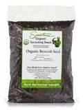 Sproutman® Organic Broccoli Seed 1 lb (454 Grams)