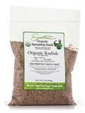 Sproutman® Organic Radish 1 lb (454 Grams)