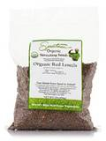 Sproutman® Organic Red Lentils - 1 lb (454 Grams)