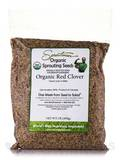 Sproutman® Organic Red Clover - 1 lb (454 Grams)
