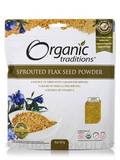Sprouted Flax Seed Powder - 8 oz (227 Grams)