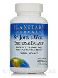 St. John's Wort Emotional Balance 750 mg - 60 Tablets