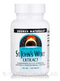 St. John's Wort Extract 300 mg - 120 Tablets