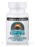 St. John's Wort Extract 300 mg - 60 Tablets