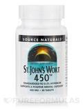 St. John's Wort Extract 450 mg 45 Tablets