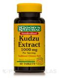 Standardized Kudzu 1000 mg (1% Daidzein) - 60 Tablets