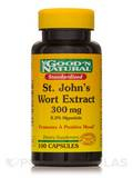 Standardized St. John's Wort 300 mg 100 Capsules