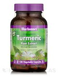 Standardized Turmeric Root Extract - 120 Vegetable Capsules