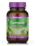 Standardized Turmeric Root Extract - 60 Vegetable Capsules