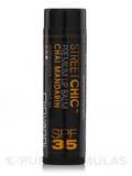 Street Chic SPF35 Chai Mandarin Lip Balm 0.15 oz