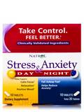 Stress & Anxiety Day/Night 10+10 Tablets