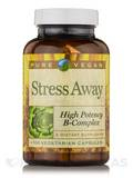 Stress Away High Potency B-Complex - 100 Vegetarian Capsules