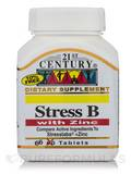 Stress B with Zinc 66 Tablets