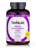 Stress B-Complex Caps with Vitamin C - 100 Capsules