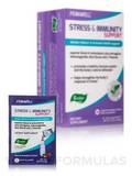 Stress & Immunity Support, Natural Strawberry Flavor - 30 - 0.14 oz (4 Grams) Packets